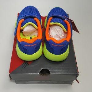 Skechers Shoes - CLOSEOUT SALE!Skechers Boys Roxlo Strap Sneakers